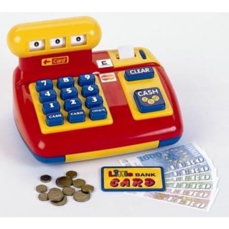 Купить Касса Klein (с чеком) в интернет магазине игрушек и детских товаров