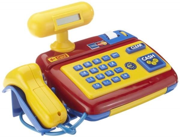 Купить Касса Klein со сканером в интернет магазине игрушек и детских товаров