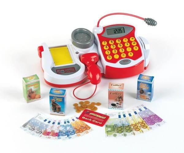 Купить Многофункциональный электронный кассовый центр Klein в интернет магазине игрушек и детских товаров