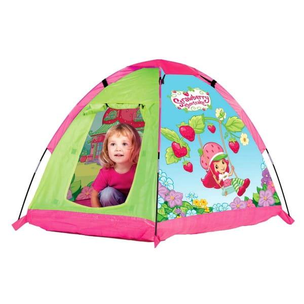 Купить Палатка John Шарлотта Земляничка в интернет магазине игрушек и детских товаров