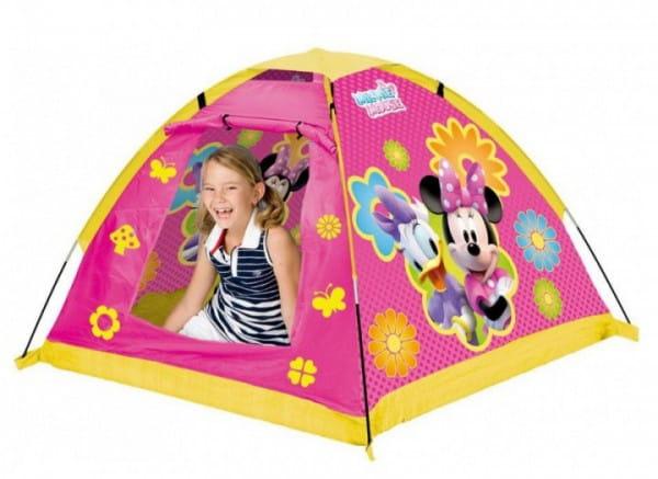 Купить Палатка John Минни в интернет магазине игрушек и детских товаров