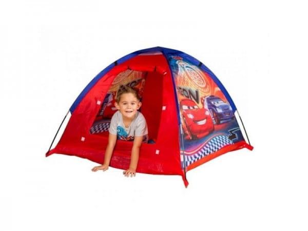 Купить Палатка John Тачки неон в интернет магазине игрушек и детских товаров