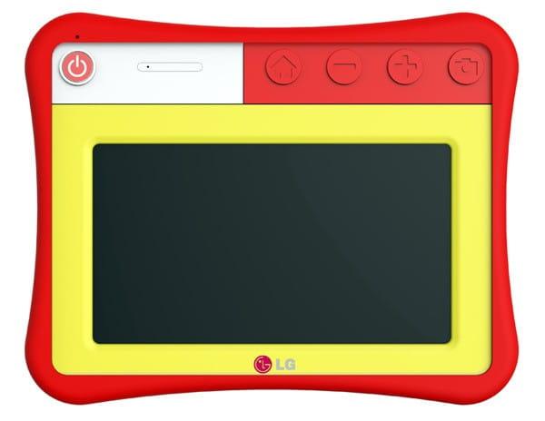 Купить Детский планшет LG KidsPad в интернет магазине игрушек и детских товаров