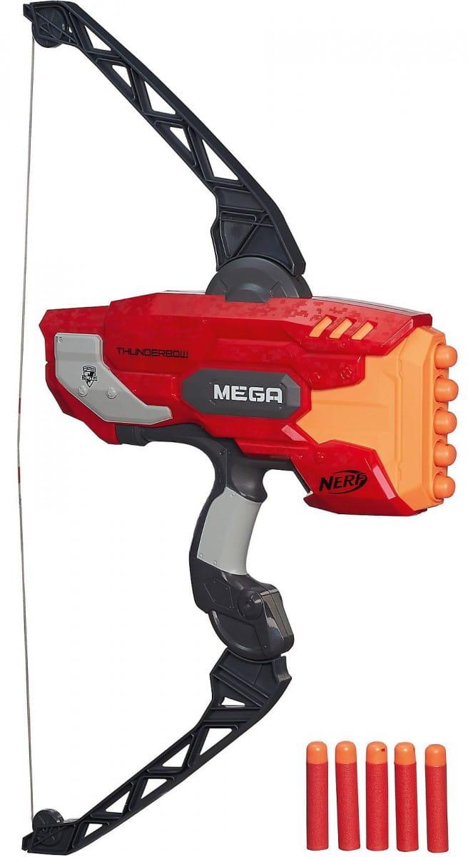 Бластер Nerf Мeга Лук (Hasbro)
