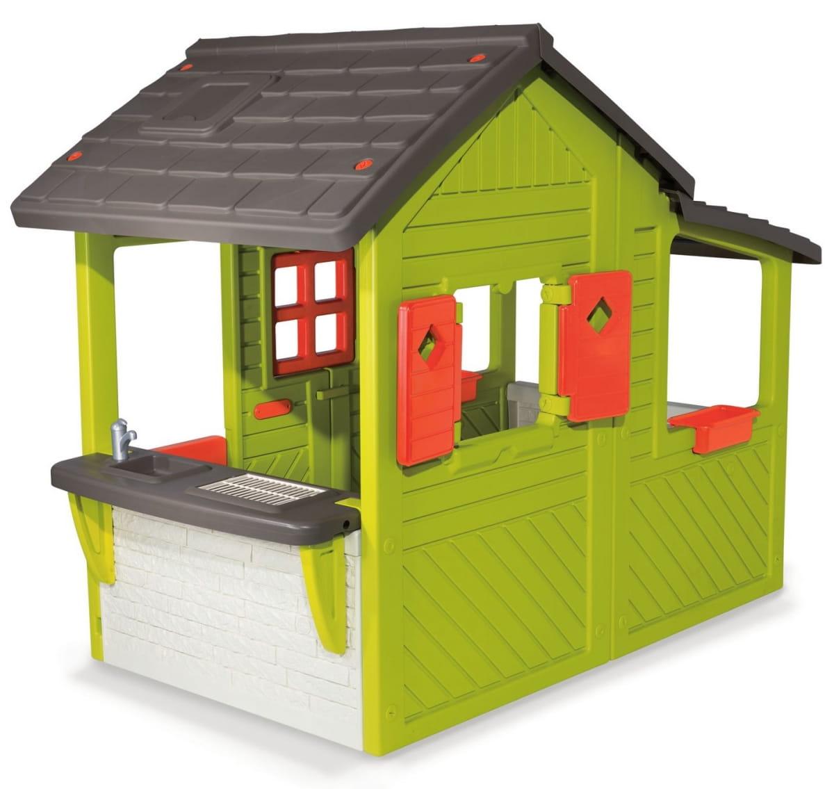 Игровой домик садовода 2015 (Smoby)