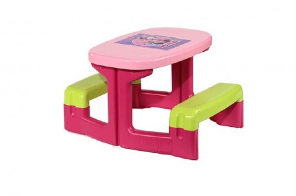 Купить Столик для пикника Minnie (Smoby) в интернет магазине игрушек и детских товаров