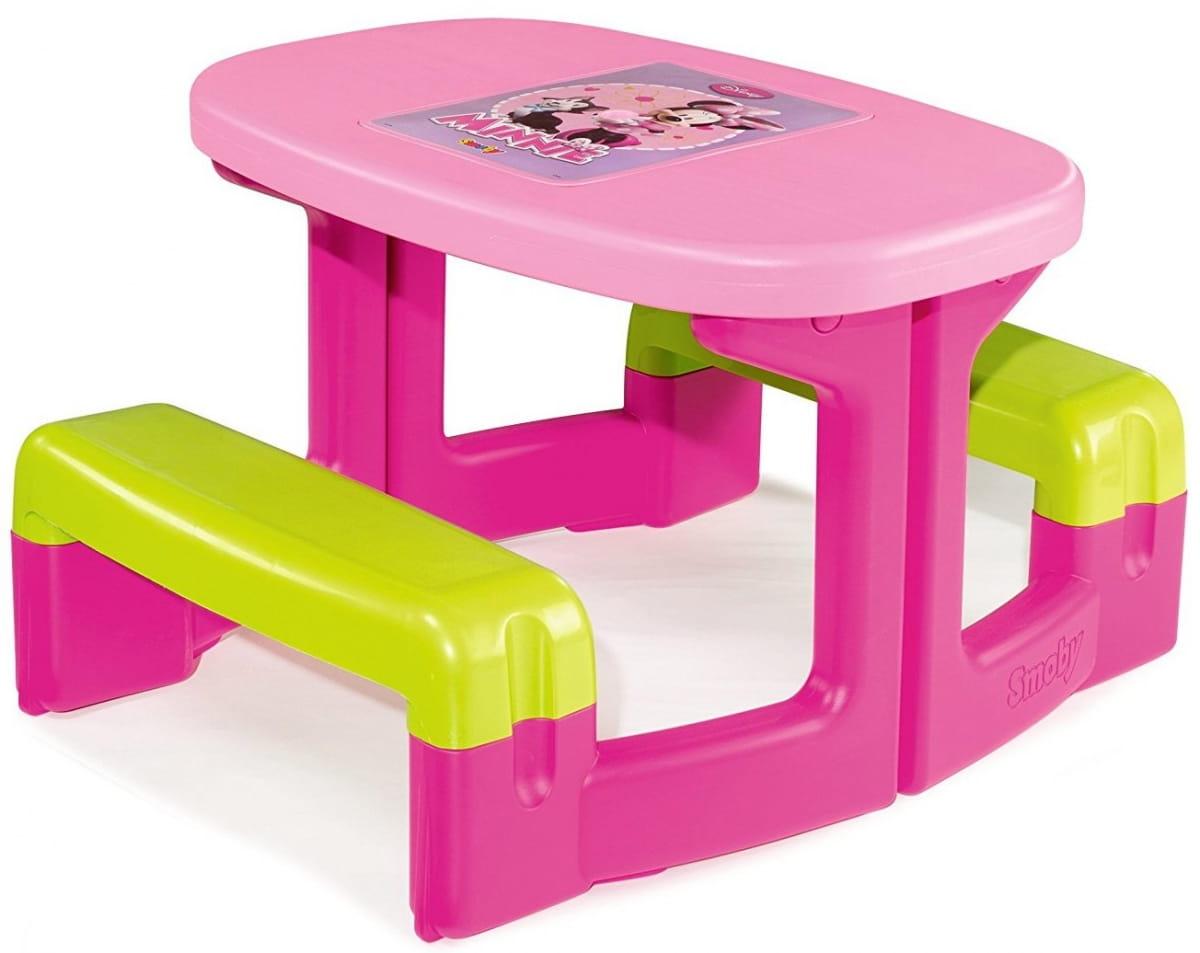 Столик для пикника Minnie (Smoby)