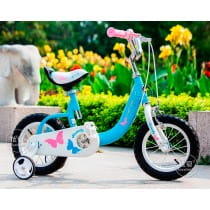 ������� ��������� Royal Baby Butterfly Steel - 12 ������
