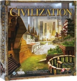 Настольная игра Hobby World Цивилизация Сида Мейера