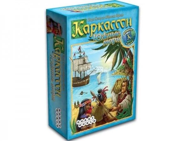 Настольная игра Hobby World 1180 Каркассон - Южные моря