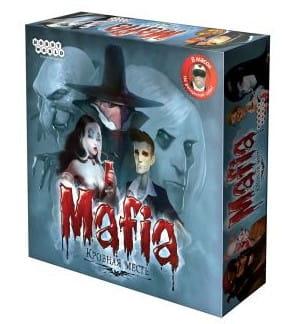 Купить Настольная игра Hobby World Мафия - Кровная Месть в интернет магазине игрушек и детских товаров
