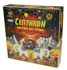 Купить Настольная игра Hobby World Септикон в интернет магазине игрушек и детских товаров