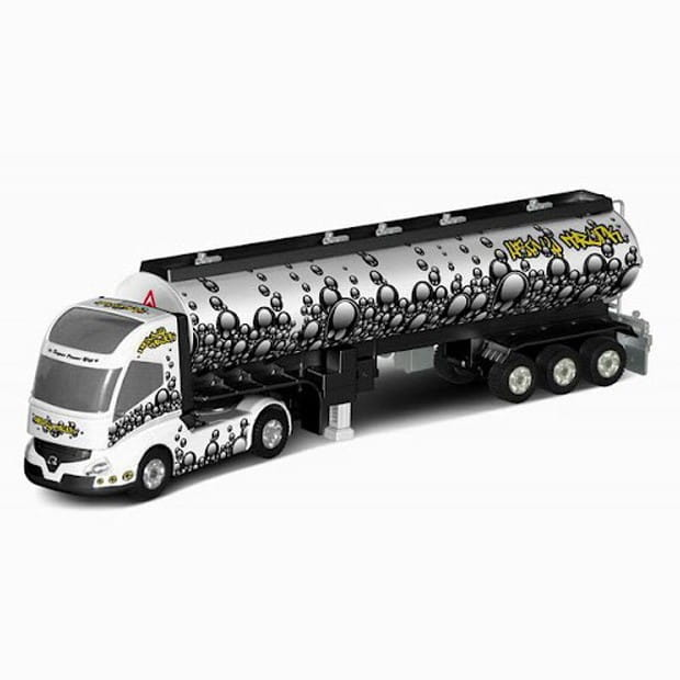 Радиоуправляемая фура RUI CHUANG 6 CH Truck QY0201C 1:32