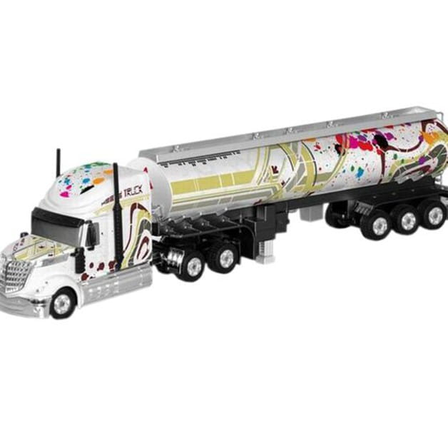 Радиоуправляемая фура RUI CHUANG 6 CH Truck QY0203C 1:32