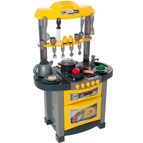 Купить Электронная кухня Zanussi 28 предметов (HTI) в интернет магазине игрушек и детских товаров