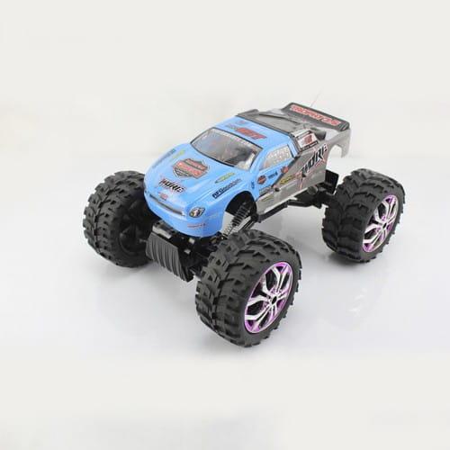 Купить Радиоуправляемый внедорожник Rui Chuang 4WD RC PVC off-road car 1:10 в интернет магазине игрушек и детских товаров