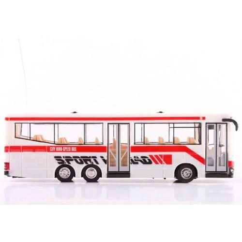 Радиоуправляемый автобус Rui Chuang City Bus 1:76