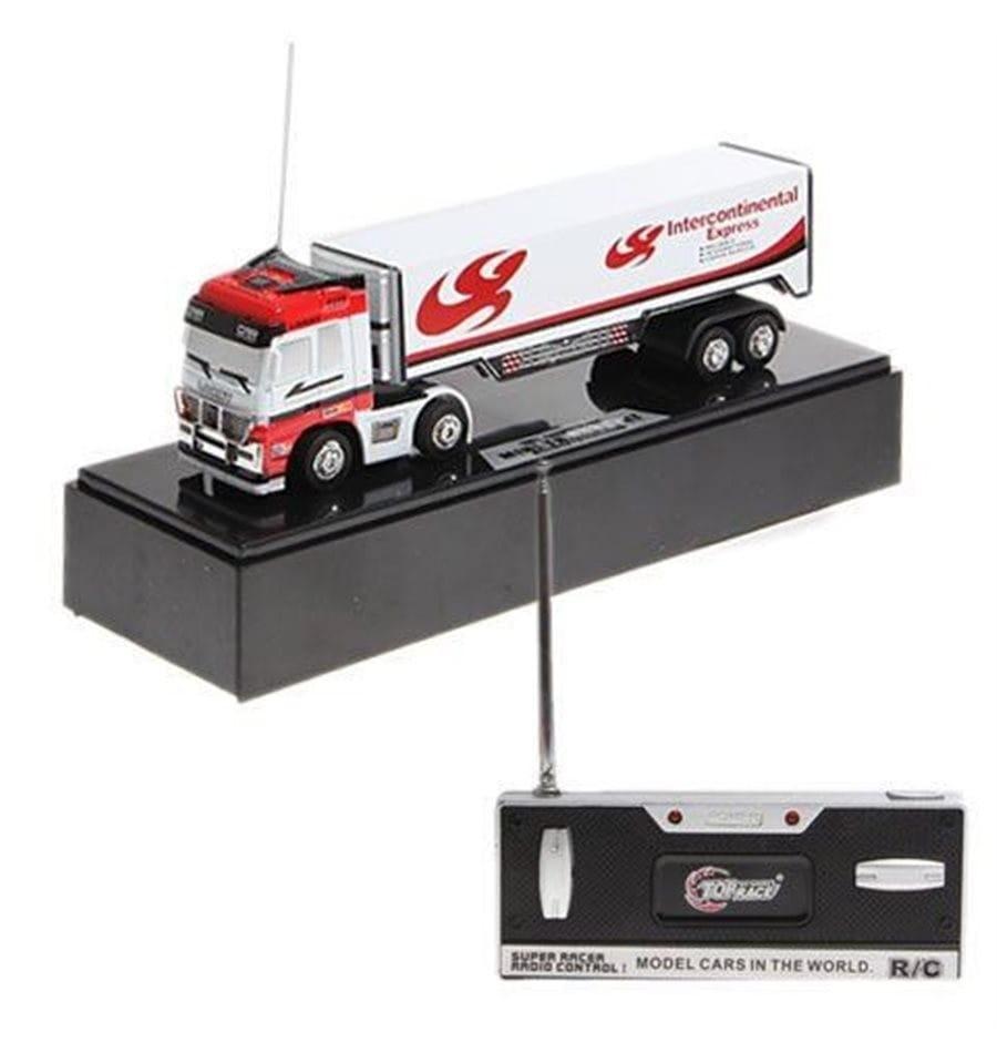 Радиоуправляемый грузовик RUI CHUANG Fuel Tank 1:98