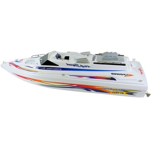 Купить Радиоуправляемый катер Heng Tai Tornado 1:16 в интернет магазине игрушек и детских товаров