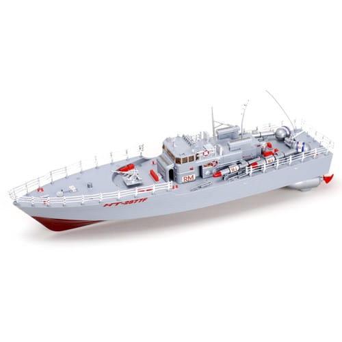 Купить Радиоуправляемый торпедный корабль Heng Tai 1:20 в интернет магазине игрушек и детских товаров