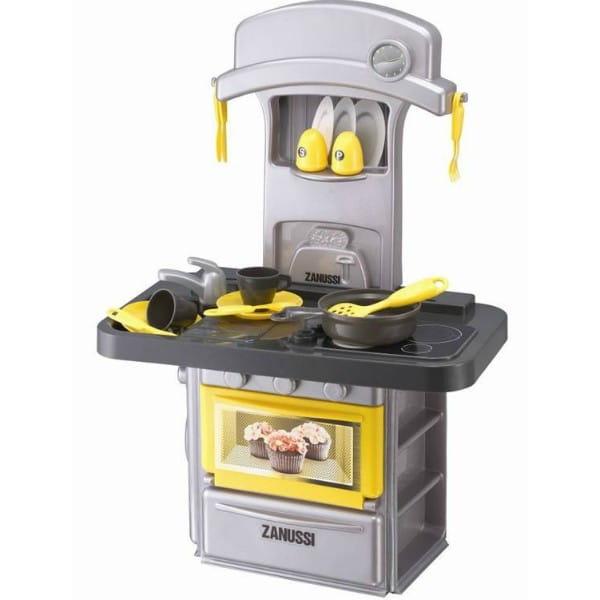Купить Детская мини-кухня Zanussi с тостером (HTI) в интернет магазине игрушек и детских товаров