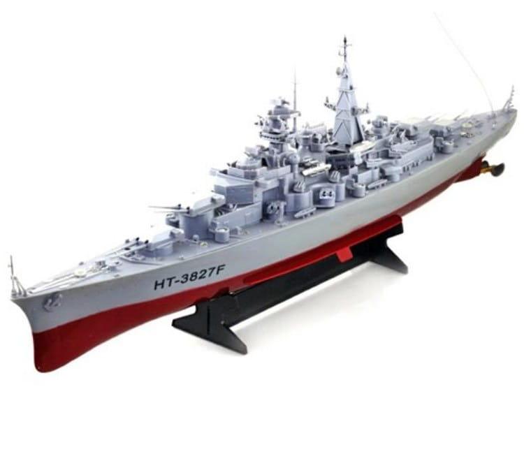 Радиоуправляемый русский эсминец Heng Tai 3827 1:36