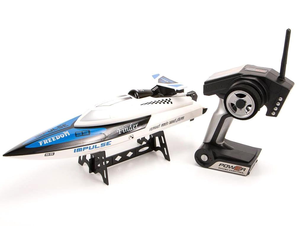 Радиоуправляемый катер WL TOYS Tiger-Shark 2,4 G