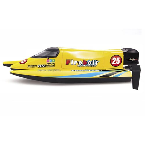 Купить Радиоуправляемый катер SQW VanGuard в интернет магазине игрушек и детских товаров