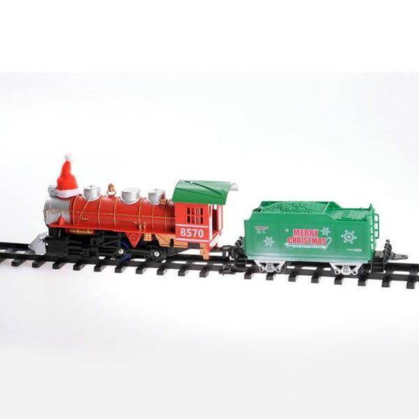 Купить Железная дорога Huan Qi 3555-1 в интернет магазине игрушек и детских товаров