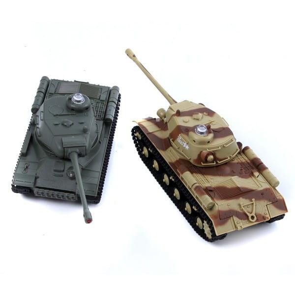 Радиоуправляемый танковый бой Huan QI 1:48