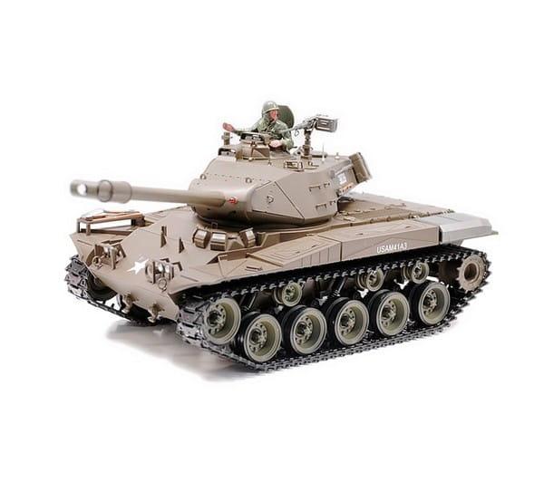 Купить Радиоуправляемый танк Heng Long Buldog 1:16 в интернет магазине игрушек и детских товаров