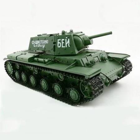 Радиоуправляемый танк Heng Long KV-1 1:16