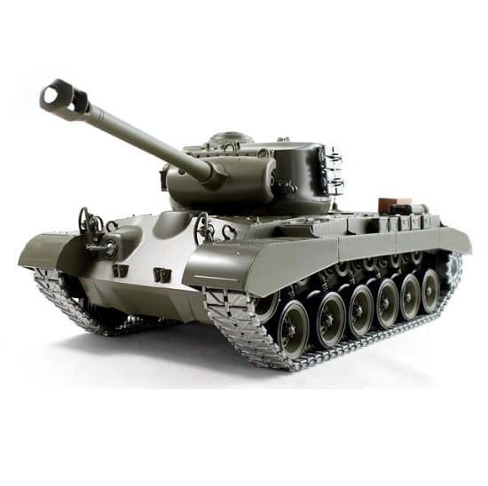 Радиоуправляемый танк Heng Long Snow Leopard с дымом 1:16