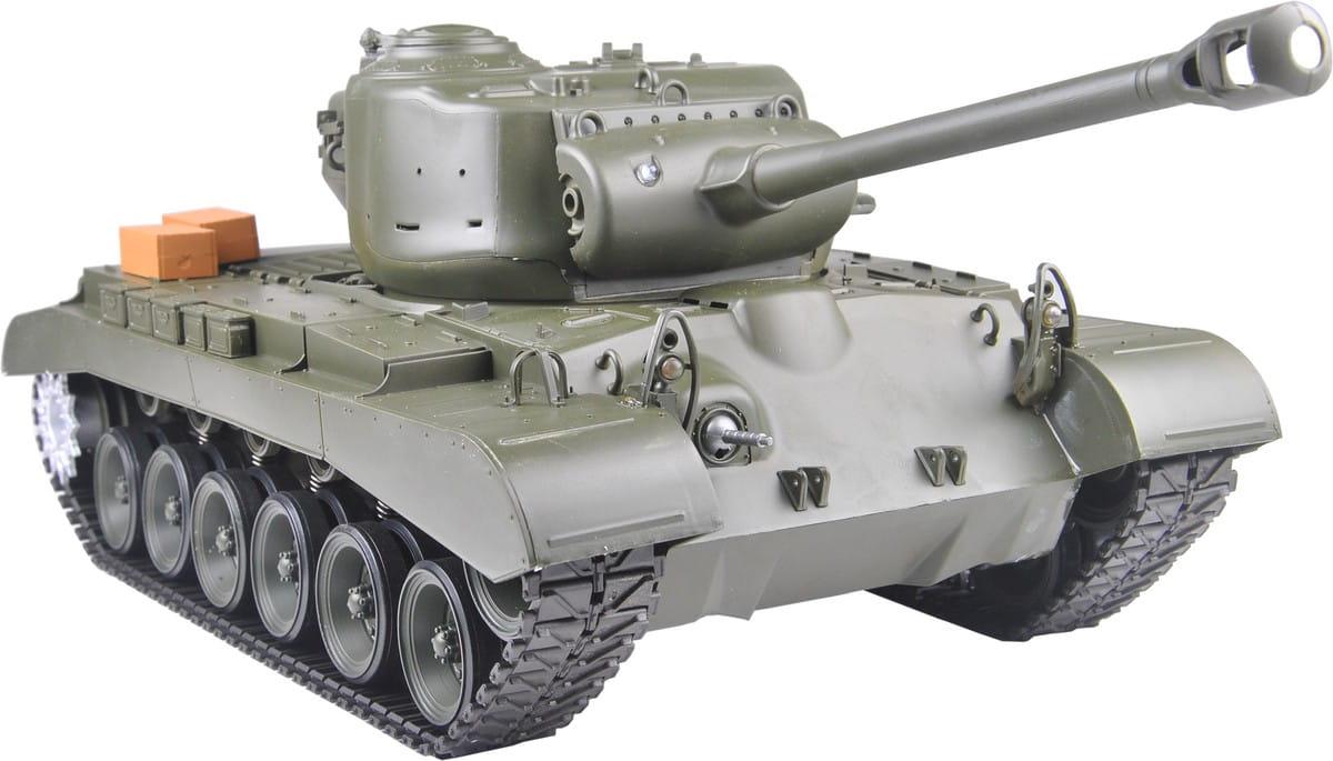 Радиоуправляемый танк Heng Long 3838-1 Snow Leopard с дымом 1:16