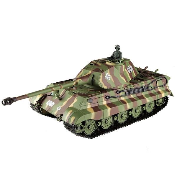 Радиоуправляемый танк Heng Long 3888-1 German King Tiger 1:16