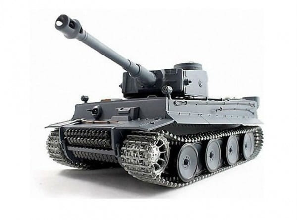 Радиоуправляемый танк Heng Long 3818-1pro German Tiger с дымом Pro 1:16