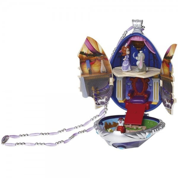 Игровой набор София Прекрасная Амулет со звуковыми и световыми эффектами (Giochi Preziosi)