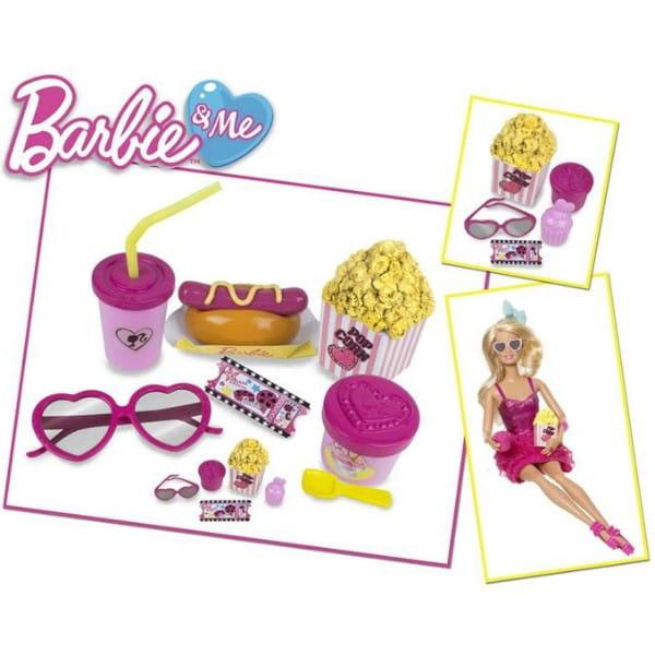 Купить Игровой набор для похода в кино Barbie (HTI) в интернет магазине игрушек и детских товаров