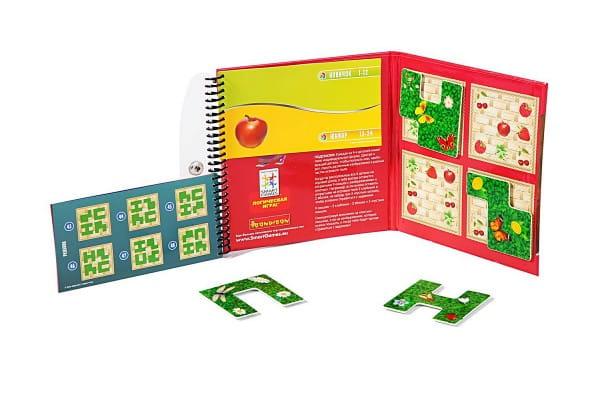 Купить Магнитная игра для путешествий Bondibon Маша и Медведь Деловая Маша в интернет магазине игрушек и детских товаров
