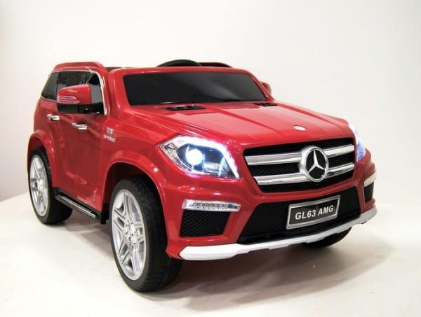 Электромобиль River Toys Mercedes Benz GL63 AMG