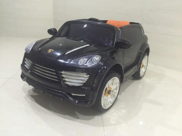 Купить Электромобиль River Toys Porsche Caynne Turbo O 001 OO VIP в интернет магазине игрушек и детских товаров