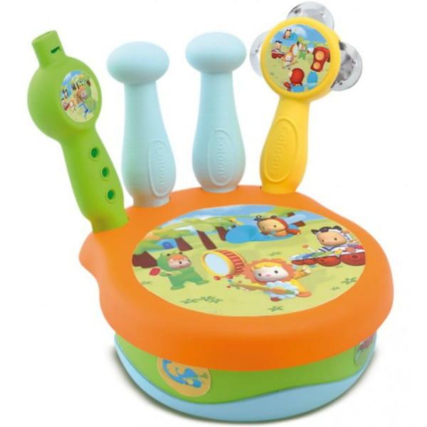 Набор музыкальных инструментов Cotoons (Smoby)