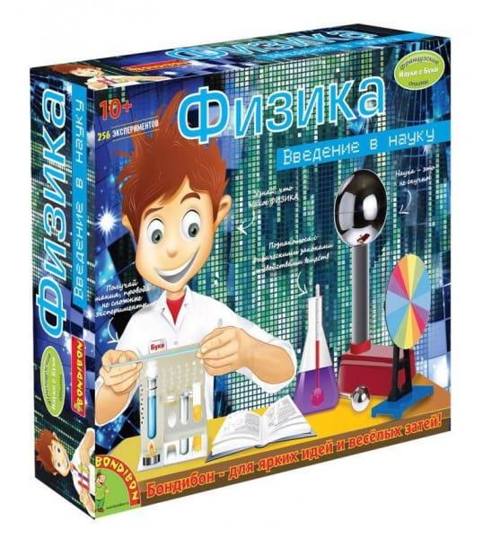 Купить Набор Bondibon Французские опыты Науки с Буки - Физика в интернет магазине игрушек и детских товаров