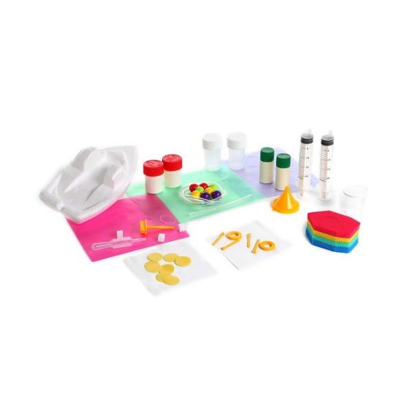 Купить Набор Bondibon Французские опыты Науки с Буки - Водные эксперименты в интернет магазине игрушек и детских товаров