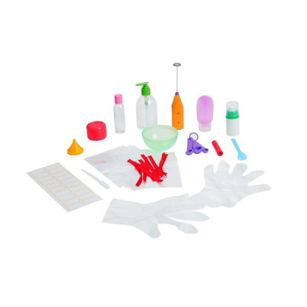 Купить Набор Bondibon Французские опыты Науки с Буки - Лаборатория Спа (15 экспериментов) в интернет магазине игрушек и детских товаров