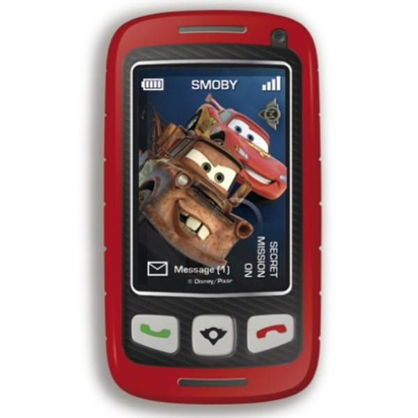 Телефон шпиона Тачки-2 (Smoby)