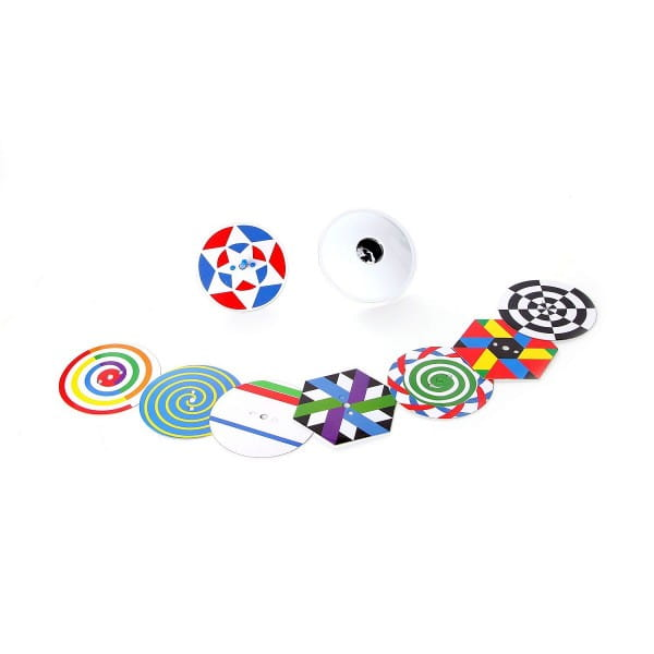 Купить Набор Bondibon Японские опыты Науки с Буки - Оптические секреты в интернет магазине игрушек и детских товаров