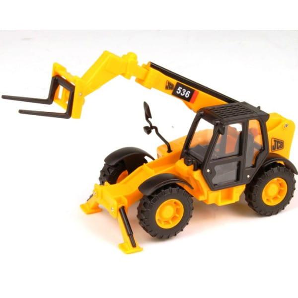 Купить Строительный погрузчик HTI JCB 1:32 в интернет магазине игрушек и детских товаров