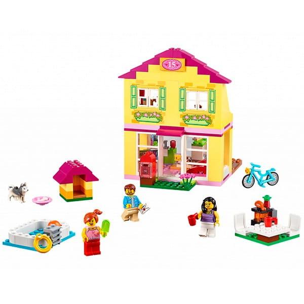 Конструктор Lego Juniors Лего Джуниорс Семейный домик