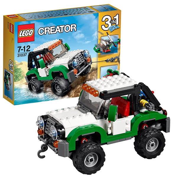 Конструктор Lego Creator Лего Криэйтор Внедорожники